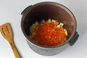 Детский суп в мультиварке - фото шаг 6