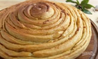 Домашний чесночный хлеб - фото шаг 8