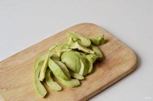 Салат с авокадо и имбирем - фото шаг 4