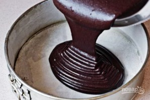 """Шоколадный бисквит """"Волшебный"""" - фото шаг 6"""