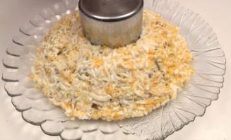 Гранатовый браслет рецепт классический - фото шаг 9