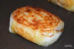 Картофельные зразы с начинкой из фарша - фото шаг 14