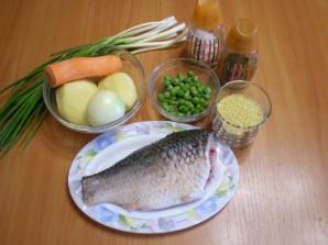 Суп рыбный диетический - фото шаг 1