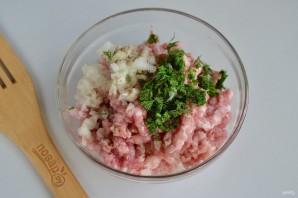 Наваристый суп с фрикадельками и овощами - фото шаг 2
