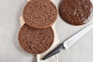 Торт в мультиварке - фото шаг 9