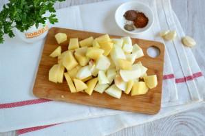 Яблочный соус к мясу - фото шаг 3