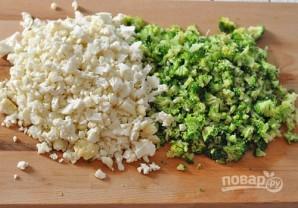 Хрустящий салат с брокколи - фото шаг 3