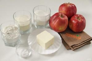 Яблочный пирог из сухого теста - фото шаг 1
