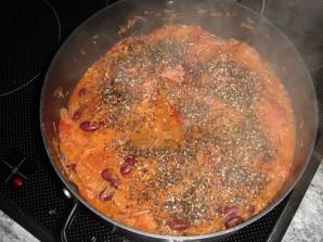 Бигус с фасолью - фото шаг 2