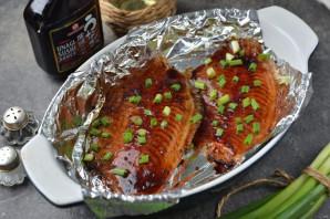 """Рыба в соусе """"Унаги"""" - фото шаг 6"""