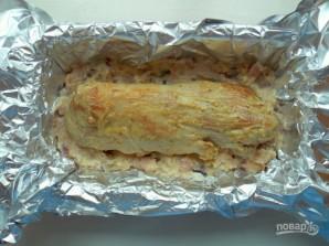 Куриный террин со свиной вырезкой - фото шаг 6
