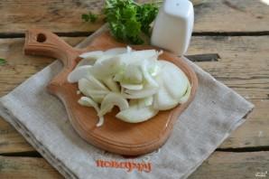 Капуста, маринованная с перцем и луком - фото шаг 3