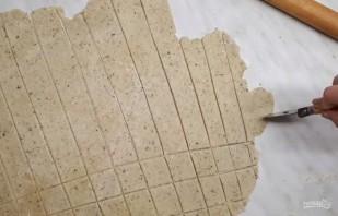 Крекеры с солью и перцем - фото шаг 2