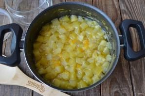 Варенье из кабачков с апельсином и лимоном - фото шаг 5