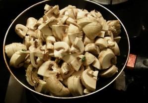 Вегетарианский жульен - фото шаг 1