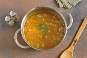 Гороховый суп по-немецки - фото шаг 9