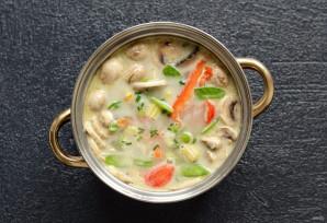 Тайский кокосовый суп - фото шаг 5