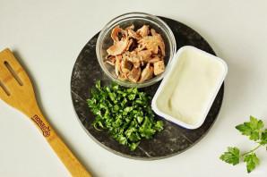 Сырный суп из горбуши - фото шаг 7