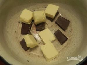 """Печенье """"Шоколадное желание"""" - фото шаг 1"""
