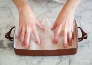 Сочное куриное филе в духовке - фото шаг 6