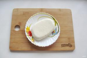 Домашний сыр из магазинного молока - фото шаг 7