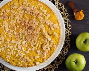 Веганский пирог с кокосом - фото шаг 8