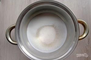 Глазурь для кекса - фото шаг 1