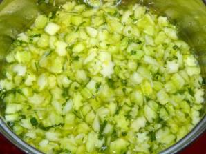 Варенье из огурцов с лимоном - фото шаг 2