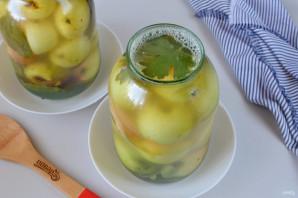 Яблоки, моченые на зиму - фото шаг 10
