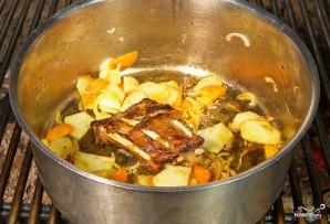 Гороховый крем-суп - фото шаг 1