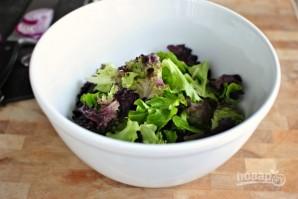 Легкий салат со сладким соусом - фото шаг 10