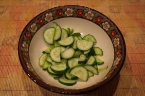 """Салат """"Огород"""" - фото шаг 1"""