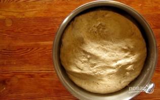 Хлеб деревенский из трех видов муки - фото шаг 3