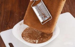 Бисквитное пирожное с белковым кремом - фото шаг 2