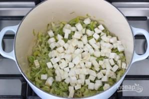 Суп-пюре из сельдерея - фото шаг 6