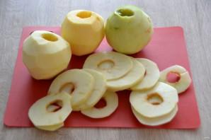 Яблочный татин - фото шаг 5