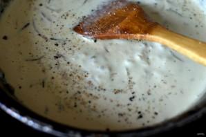 Необычные котлеты в пикантном сырном соусе  - фото шаг 5