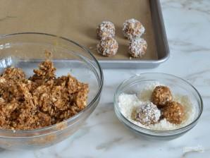 Шарики из овсянки и орехов - фото шаг 5