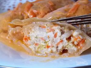 Голубцы в томатно-сметанном соусе - фото шаг 14