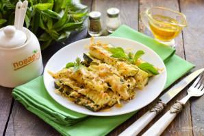 Цукини с сыром в духовке - фото шаг 8