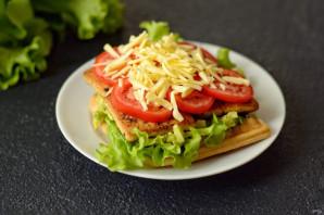 Вафельный сэндвич - фото шаг 9