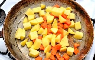 Утка в духовке с картошкой - фото шаг 2