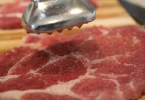 Мясо по-французски в пароварке - фото шаг 1