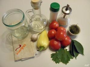 Закатка томатов на зиму - фото шаг 1