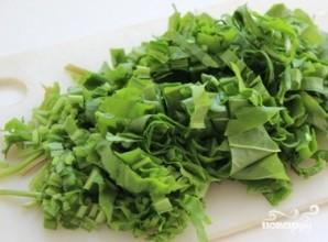 Вегетарианский щавелевый суп - фото шаг 3