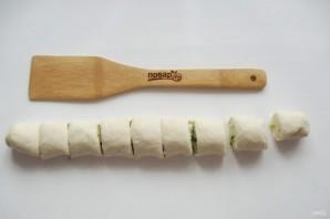 Китайские паровые булочки - фото шаг 9