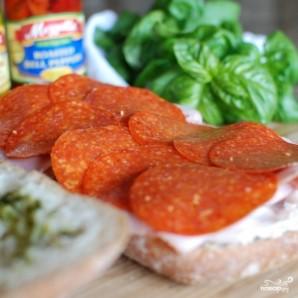 Сэндвич-кирпич - фото шаг 5