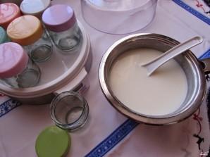 Низкокалорийный йогурт - фото шаг 4