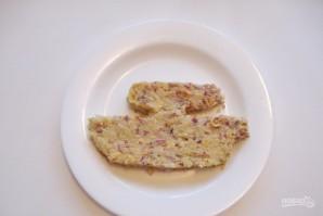 Салат с минтаем - фото шаг 6