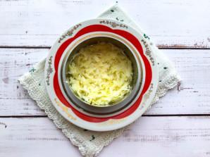 Салат с морской капустой и свеклой - фото шаг 2